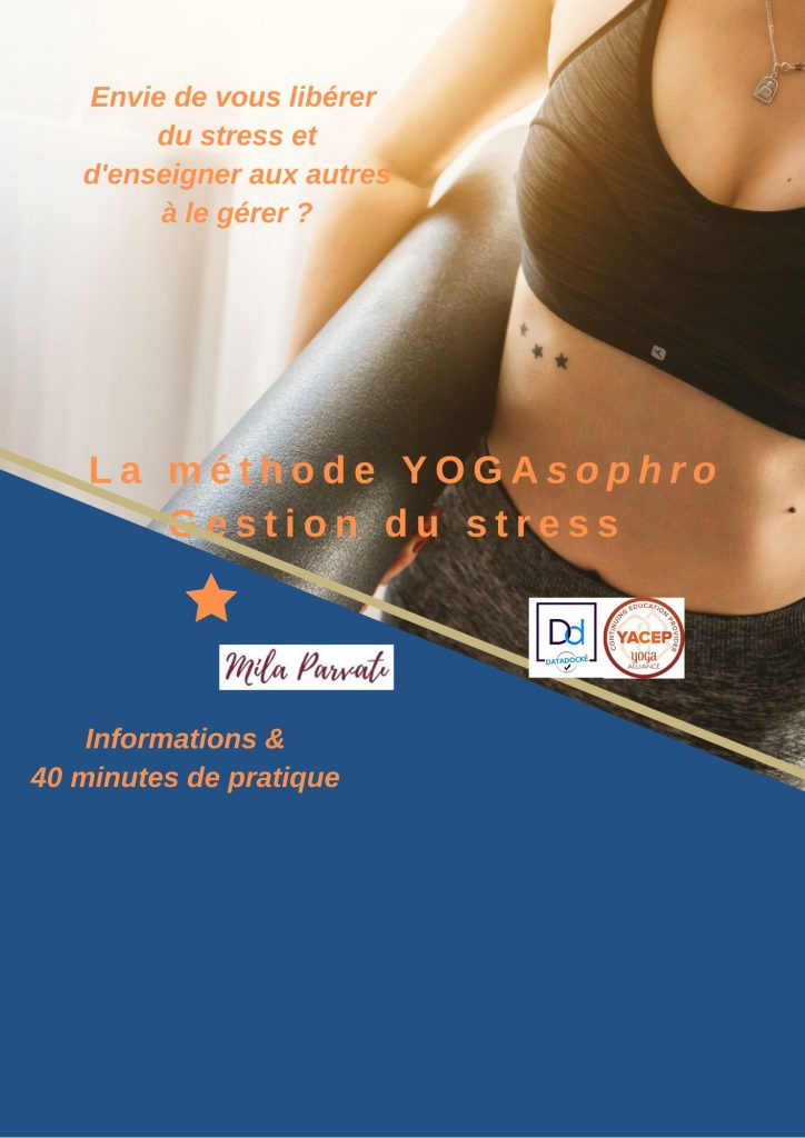 reunion information formation YOGAsophro